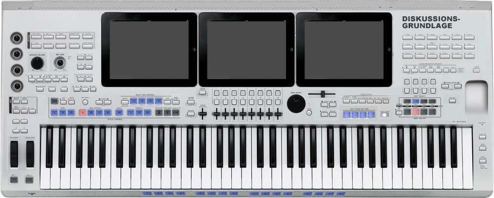 bestes keyboard für alleinunterhalter